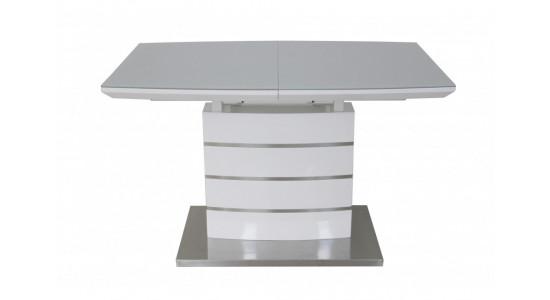 Стол обеденный (трансформер) MARS (140-180) (белый)