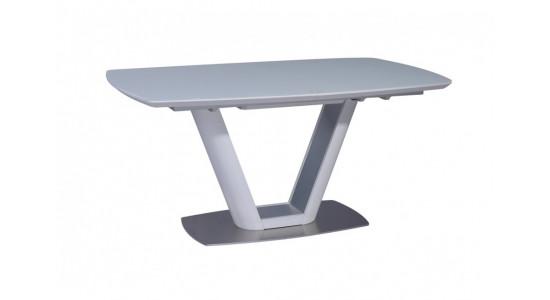 Стол обеденный (трансформер) MIAMI (белый)
