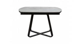 Стол обеденный (трансформер) SATURN (бетон)